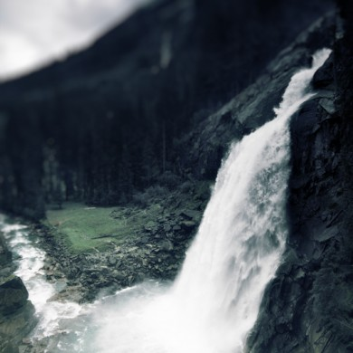 Tirol Krimmler Wasserfälle