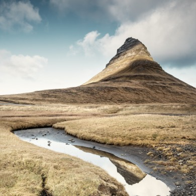 Iceland 2013 Snaefellsnes Kirkjufell