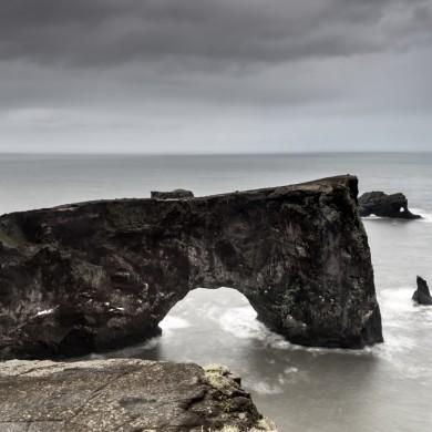 Iceland 2014 Dyrhólaey