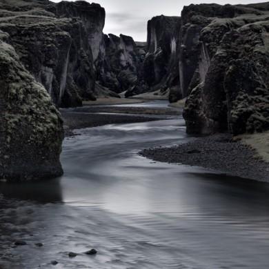 Iceland 2014 Fjarðárgljúfur