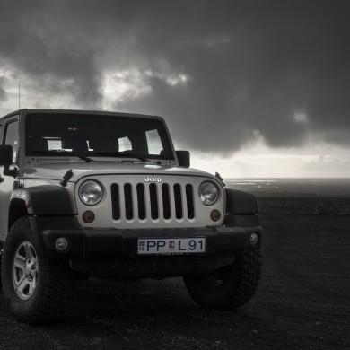 Iceland 2014 Jeep Wrangler