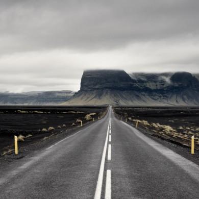 Iceland 2014 Lómagnúpur