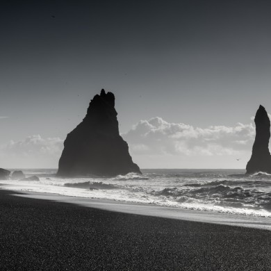 Iceland 2014 Reynisdrangar