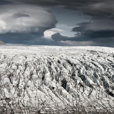 Iceland 2014 Skalafellsjökul