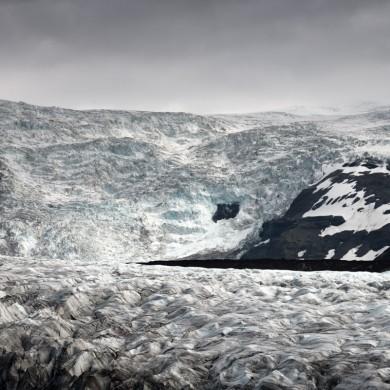 Iceland 2014 Svínafellsjökull