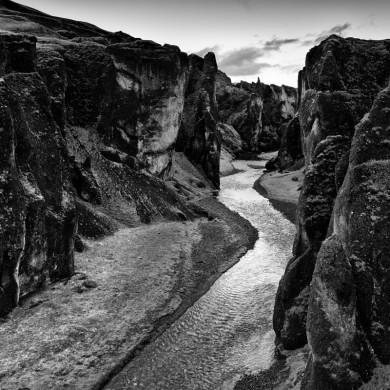 Iceland 2014 Fjaðrárgljúfur