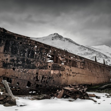 Iceland 2015 Djúpavík