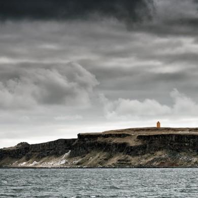 Iceland 2015 Drangsnes
