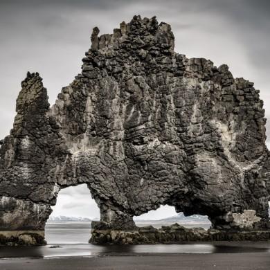 Iceland 2015 Hvítserkur