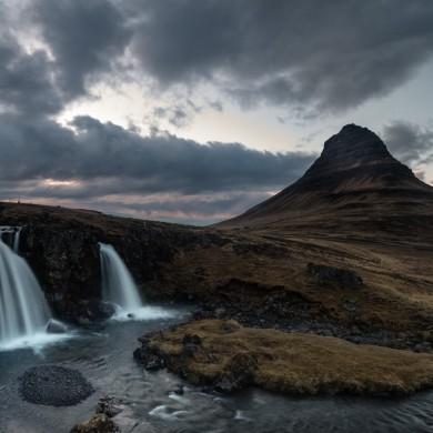 Iceland 2015 Kirkjufellsfoss
