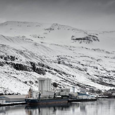 Iceland 2015 Seyðisfjörður