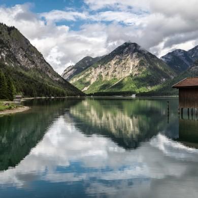 Alpen Sommer 2017 - Heiterwanger See