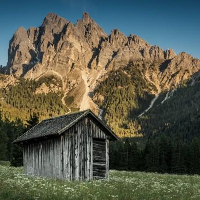 Alpen Sommer 2017 - Pragser Tal