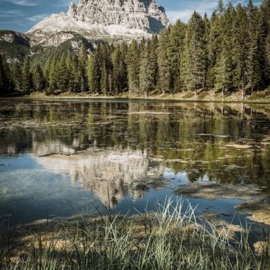 Alpen Sommer 2017 - Lago d'Antorno