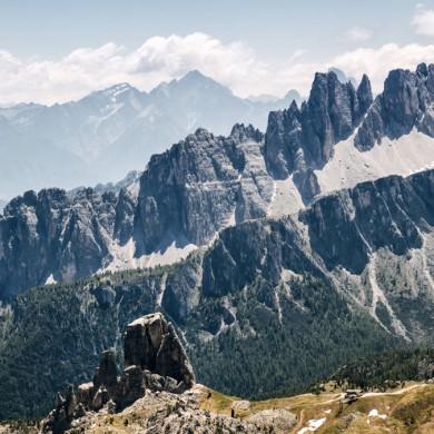 Alpen Sommer 2017 - Cinque Torri