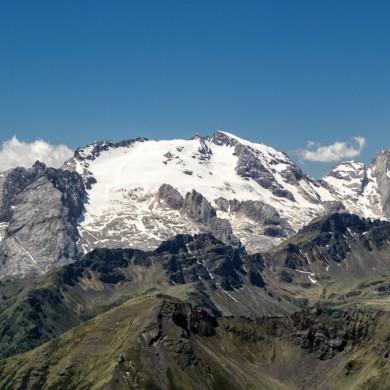 Alpen Sommer 2017 - Marmolata