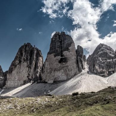 Alpen Sommer 2017 - Drei Zinnen