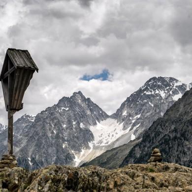 Alpen Sommer 2017 - Staller Sattel