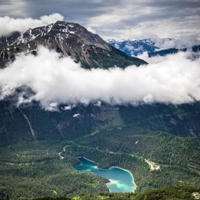 Alpen Sommer 2017 - Blindsee am Fernpass