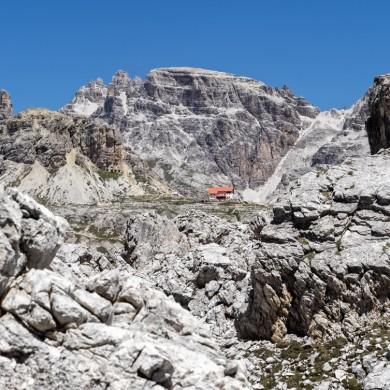 Alpen Sommer 2017 - Drei Zinnen Hütte