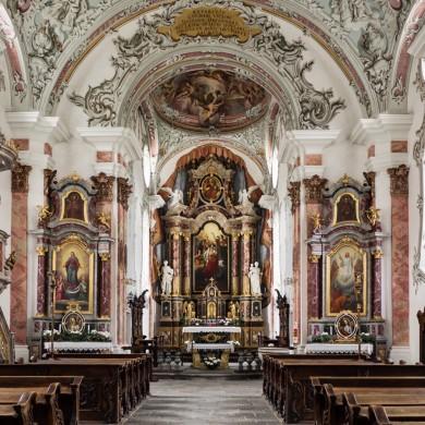 Alpen Sommer 2017 - Innichen, Pfarrkirche zum Hl. Michael