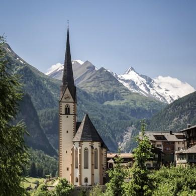 Alpen Sommer 2017 - Heiligenblut