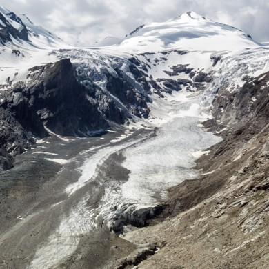Alpen Sommer 2017 - Pasterze