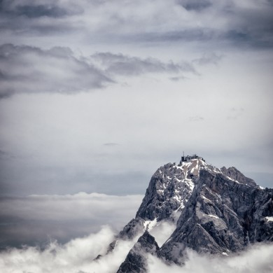 Alpen Sommer 2017 - Zugspitze