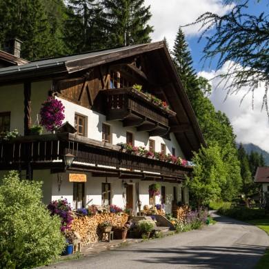 Alpen Sommer 2017 - Boderhof, Leutasch