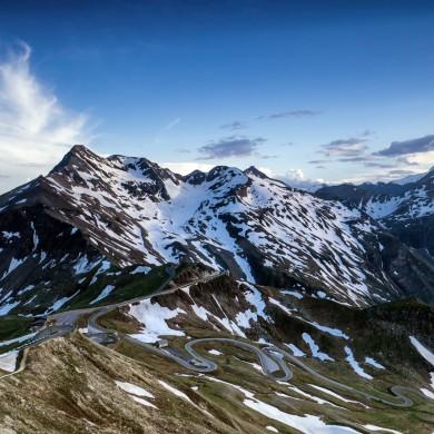 Alpen Sommer 2017 - Fuscher Törl